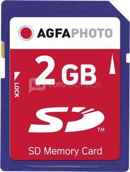 AgfaPhoto SD Card Duo 2GB