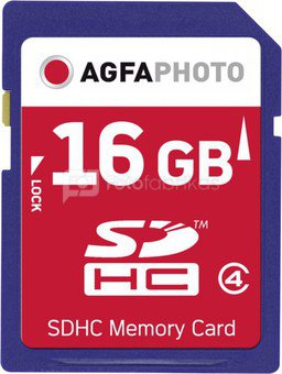 AgfaPhoto SDHC card 16GB