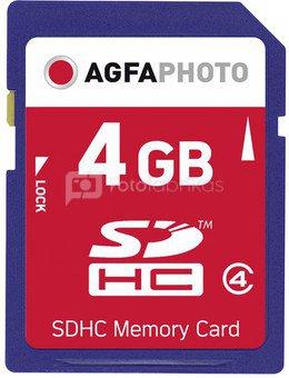 AgfaPhoto SDHC card 4GB