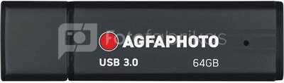 AgfaPhoto USB 3.0 black 64GB