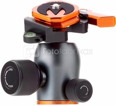 3 Legged Thing AirHed Pro Lever Clamp Grey