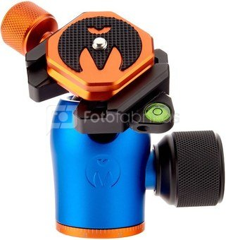 3 Legged Thing AirHed Pro Twist Clamp Blue