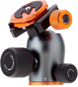 3 Legged Thing AirHed Pro Twist Clamp Grey