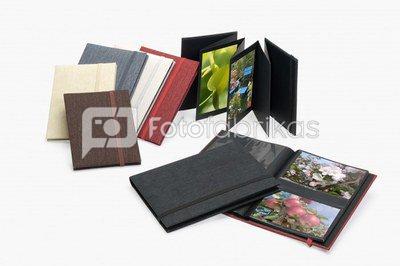 Albumas KPH 7265 CANVAS | kišeninis | 10X15/72 | pupurinis|