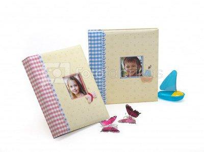 Album KPH FA-924 Les Enfants 29x32 60 pages | photo corners/splits | max 10x15 240 | photo in cover