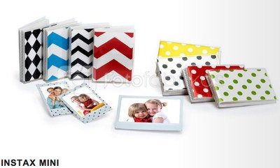 Albumas KPH KU SENSATION 4103 20/5,4x 8,6   Instax Mini