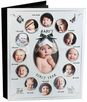 Albumas vaikiškas Pirmieji metai FA148A H:29 W:24 D:3 cm