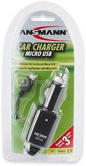Ansmann Car Charger Micro-USB 12V/24V car