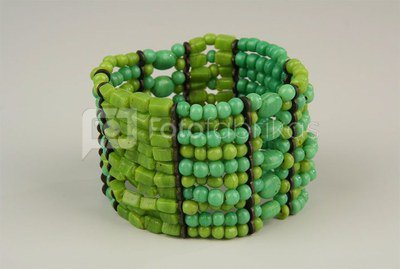 Apyrankė žalių atspalvių 17869
