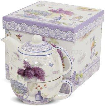 Arbatinukas su puodeliu 13x15,5x10 cm 126061