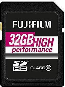 Atminties kortelė Fujifilm SDHC-32GB UHS-II High Prof. C10 EU