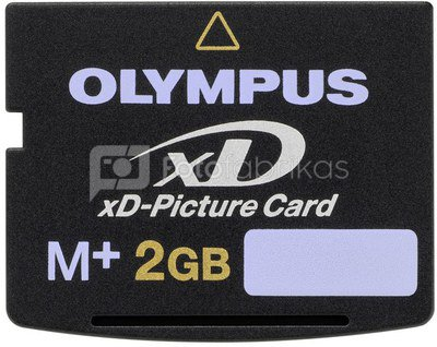 Olympus M-XD 2GB Card Type M+