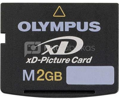 Atminties kortelė OLYMPUS XD 2GB