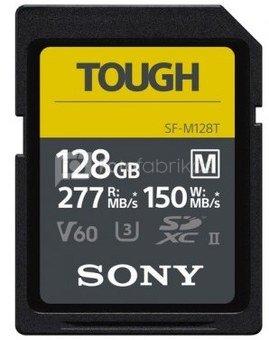 Sony SDXC M Tough series 128GB UHS-II Class 10 U3 V60