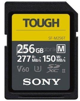 Atminties kortelė Sony 256GB M Tough SDHC UHS-II