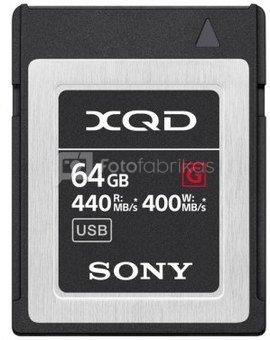 Atminties kortelė Sony XQD Memory Card 64GB G