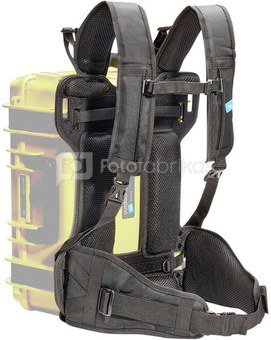 B&W BPS Backpack System black for Type 5000 / 5500 / 6000