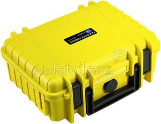 B&W International Type 1000 yellow incl. Padded Divider