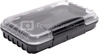 B&W International Type 200 black/transparent foam inlay