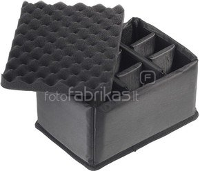 B&W International Type 2000 black incl. Padded Divider