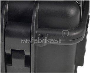 B&W International Type 6000 black incl. Padded Divider