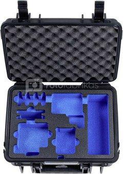 B&W Outdoor Case Type 1000/B schwarz mit GoPro 5 Inlay