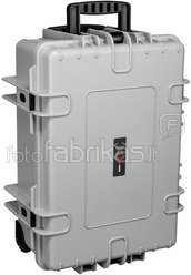B&W Outdoor Case Type 6700/GB grey with DJI Ronin M Inlay