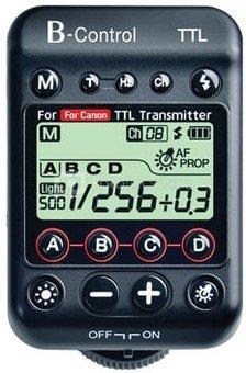 SMDV B Control TTL for Canon