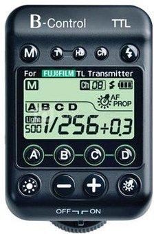 SMDV B Control TTL for Fuji