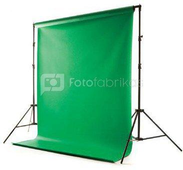 Background System with Vinyl Chroma Key Green 2,75m