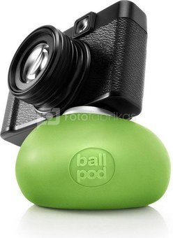 Ballpod 8cm Groen