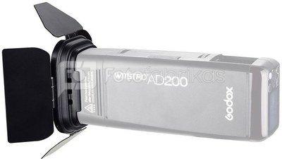 Barndoor Kit AD200