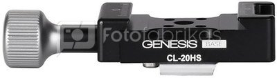 Genesis Base CL 20HS Quick Release Clamp