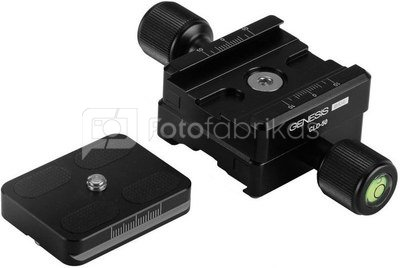Genesis Base CLD 50 Double Quick Release Clamp