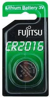 Baterija Fujitsu CR2016
