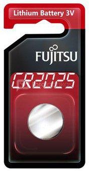 Baterija Fujitsu CR2025