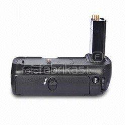Baterijų laikiklis (grip) Meike Nikon D200/ Fuji S5pro