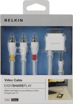 Belkin AV kabelis F8Z361EA06 1,2m
