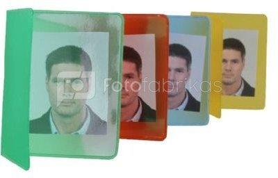 Benel Passport Photo Wallets 250 Pcs. Color Mixed