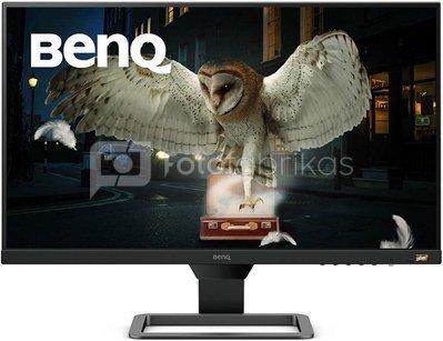 "Benq EW2780 27 "", IPS, FHD, 1920 x 1080, 16:9, 5 ms, 250 cd/m², Black/Metallic grey"