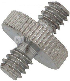 """BIG double screw 1/4"""" (428290)"""