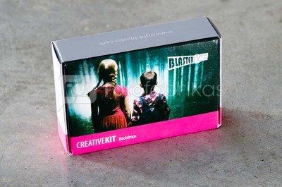 Blaster Creative Kit Backdrops