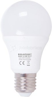 Blaupunkt A60-12 LED 5.5W 470lm E27 2700K