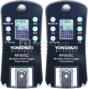 Blyksčių paleidėjas YongNuo RF-605C