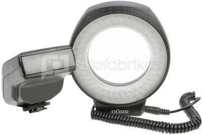 Dörr LED Ultra 80 Ringlight with Flash