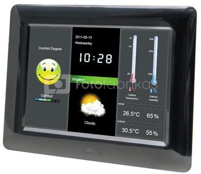 Braun DigiFrame 800 Weather 20,3cm (8 )