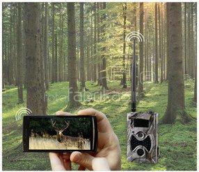 Bresser 12MP Wildlife Camera SSL/E-Mail/MMS
