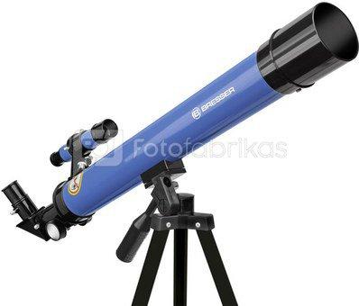 Bresser Junior 50/600 AZ blue Refractor telescope
