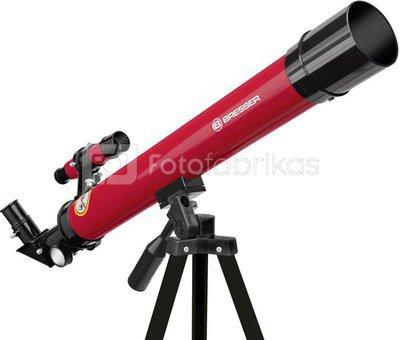 Bresser Junior 50/600 AZ red Refractor telescope
