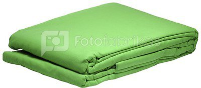 Bresser Y-9 Background Cloth 3x6m Chromakey Green
